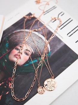 [YY-AC114] Layered Necklace SET