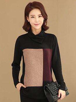 [9D-TS178] Karas Square T-Shirt