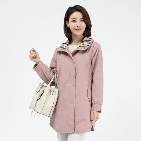 OUA1019 Nepin check jacket