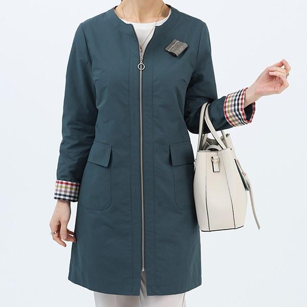 OUA1051 Peky Round Jacket