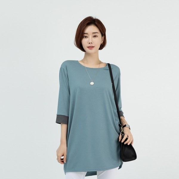 TBA2062 Rubing Color T-shirt