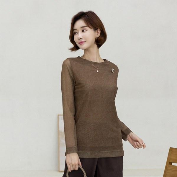 TBA3005 Baryu Round T-shirt