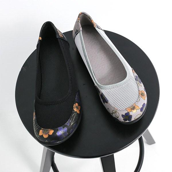 YY-SH357 Coke Flower Shoes