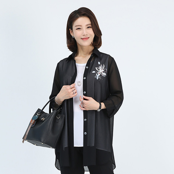 OUA3017 Duran Printing Jacket