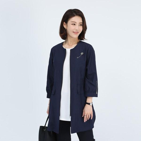 OUA3018 Jupel Silvering Jacket