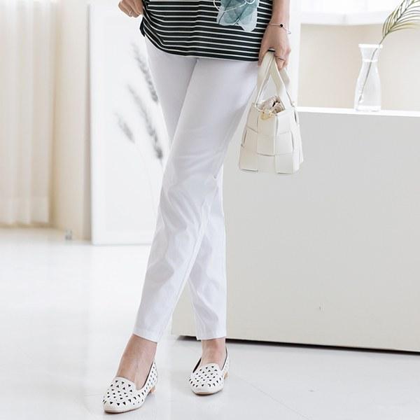 PTZ3930 Low Half Cotton Mile Pants