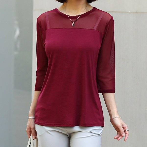 TBA3117 JD Color T-shirt