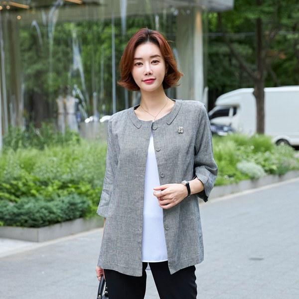 OUA3028 Raffinue Collar Jacket