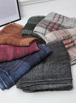 [YY-SC056] Long color scarf muffler