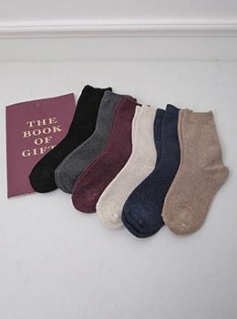 [YD-AC012] Soft deli wormhin socks
