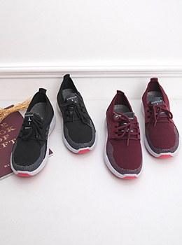 [YY-SH162] mesh wave sneakers