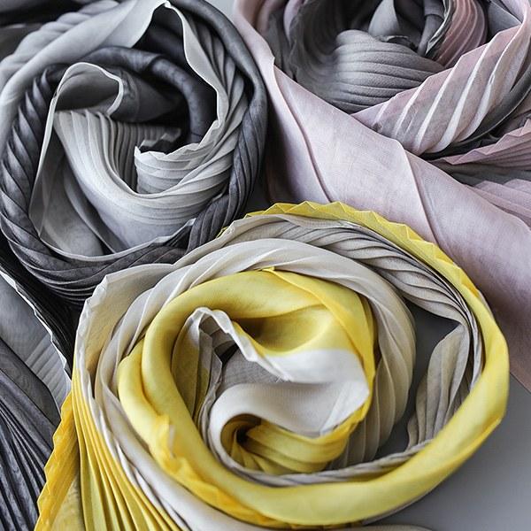 YY-SC273 Seldi 3-stage color scarf