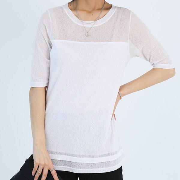 TBZ3975 Double T-shirt