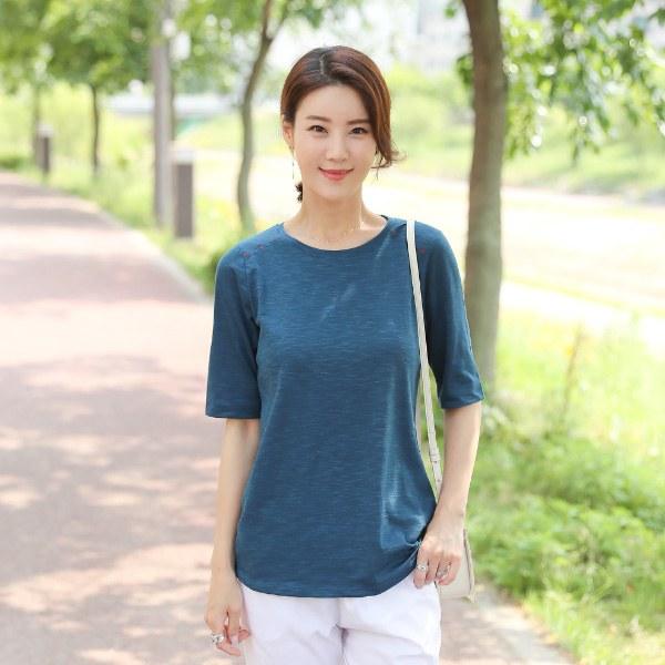 TBZ3287 Becky Stitch T-shirt
